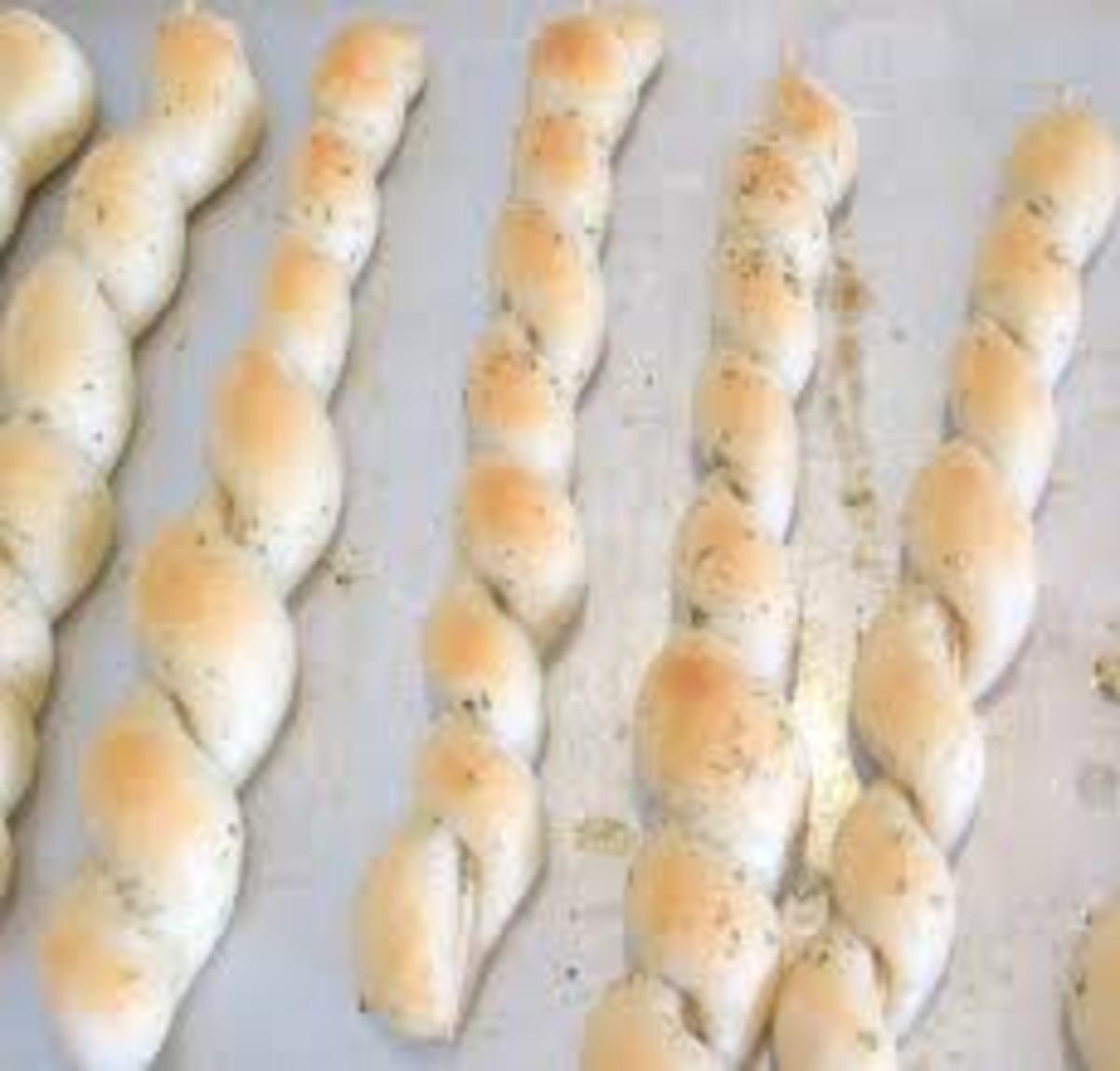 Italian Bread Twist