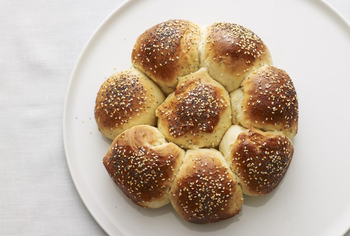 Jamie Geller's Famous Challah Recipe