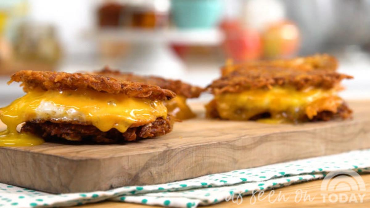 fried-egg-potato-pancake-sliders