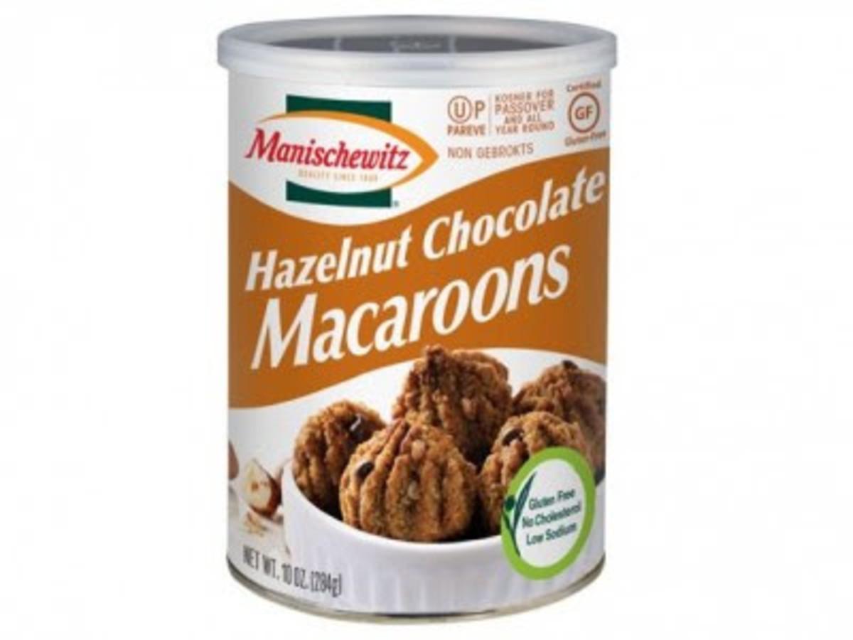 Manischewitz macaroons