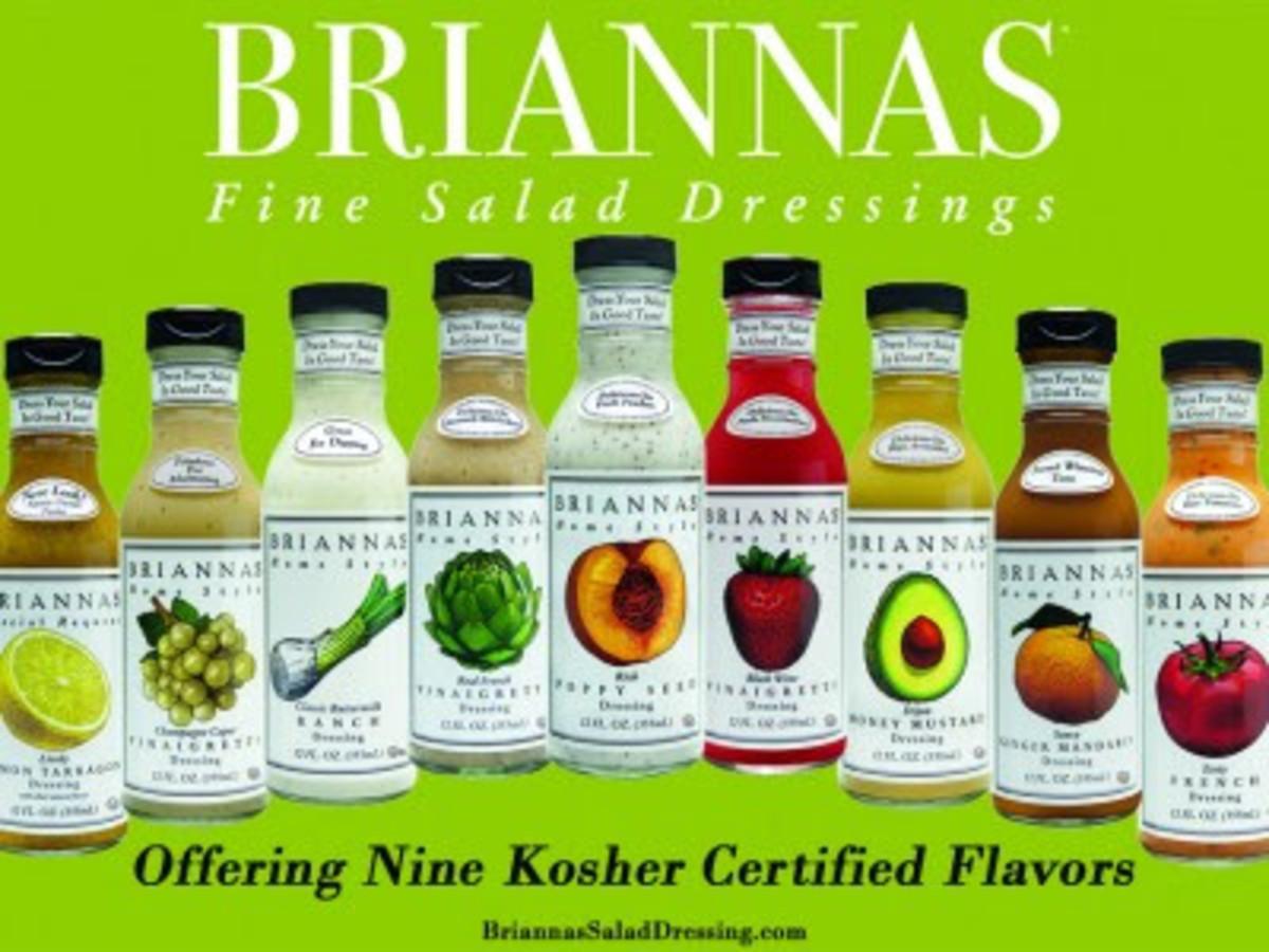 brianna salad dressing