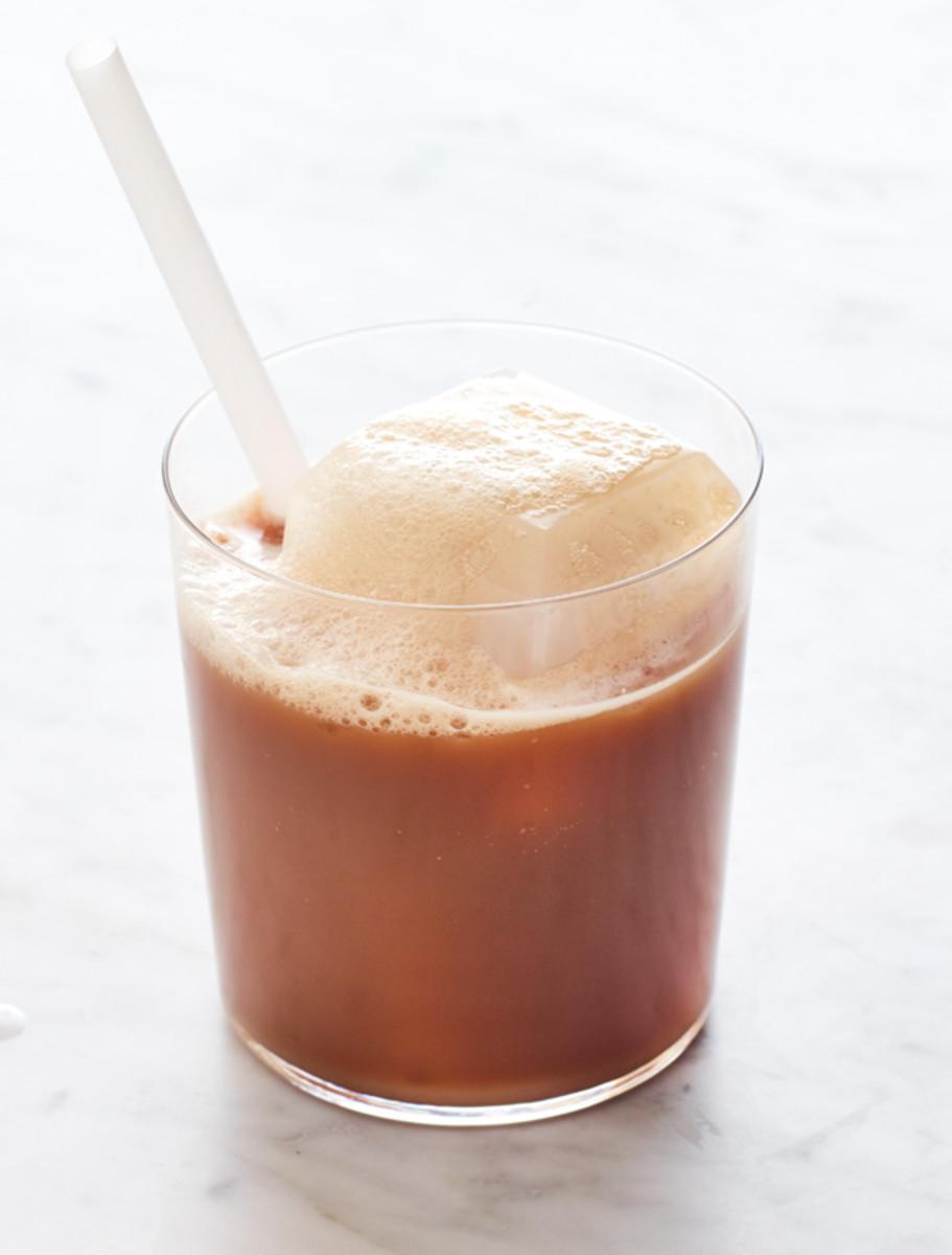 Shaken Not Stirred Iced Coffee