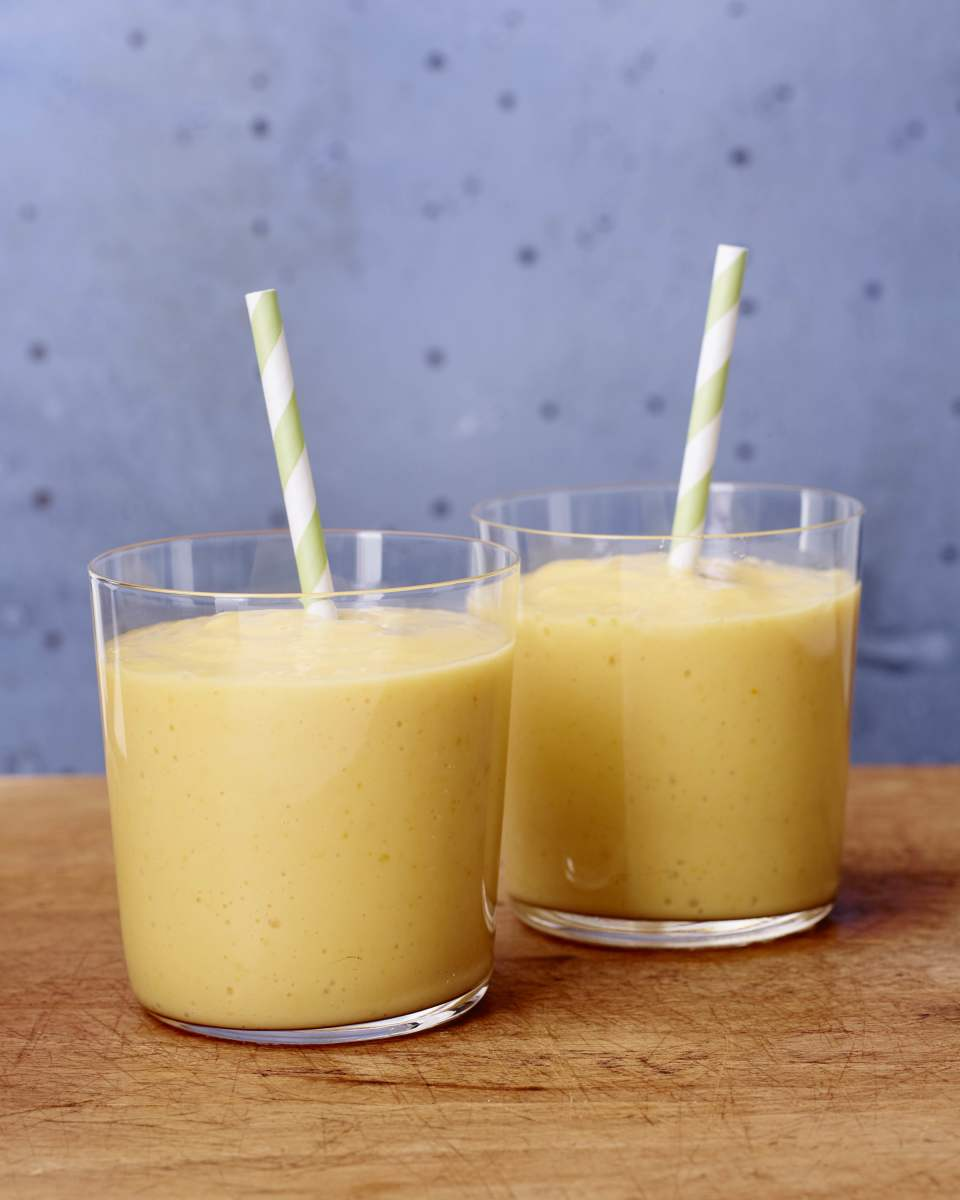 Tropical Pineapple Smoothie Long