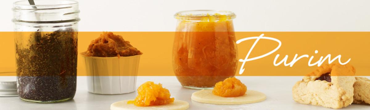 Purim Recipes Hub