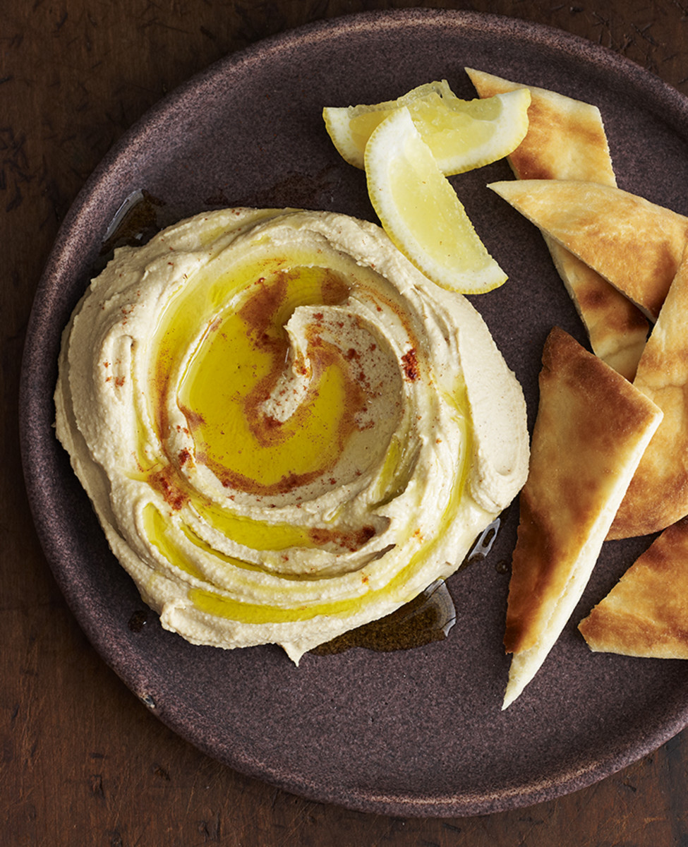 Lemon Lover's Hummus