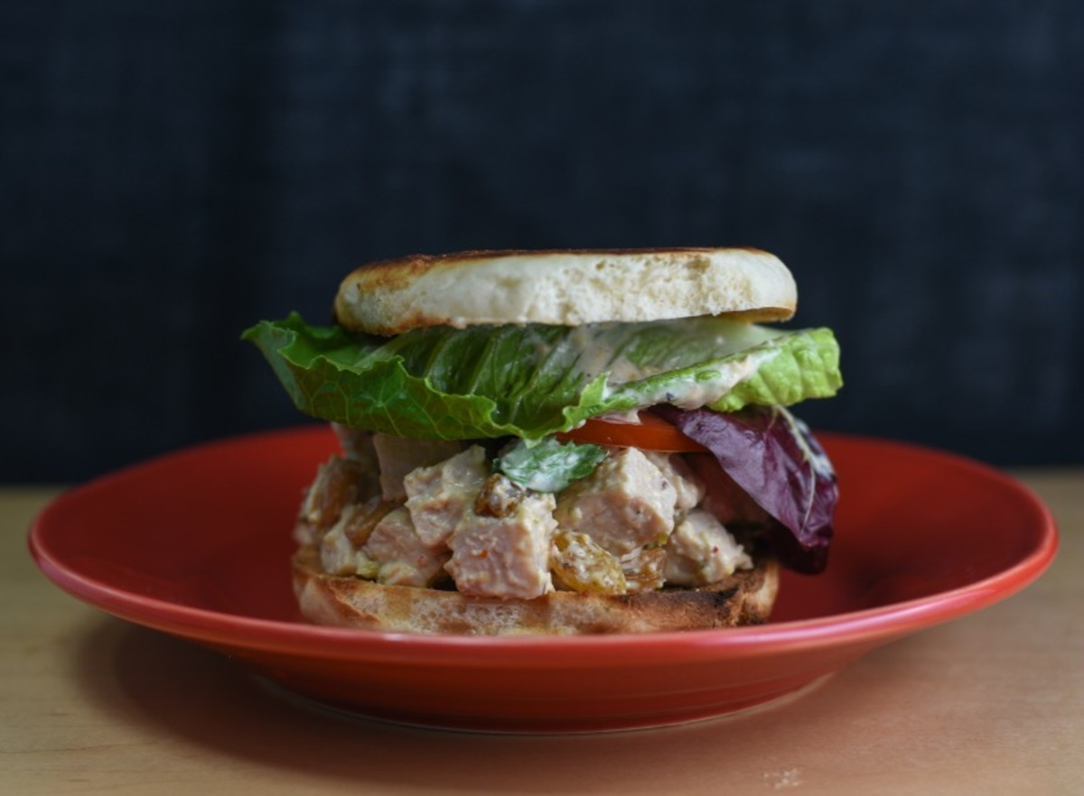 piri piri chicken salad-wide