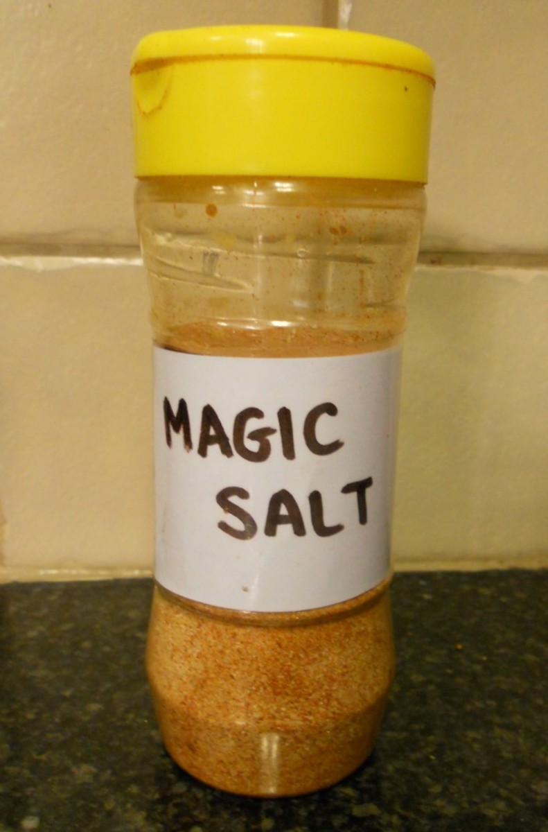 Magic Salt