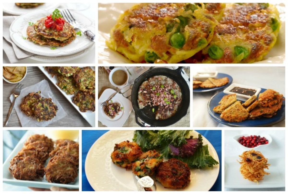 8 Nights of Idaho Potato Latkes