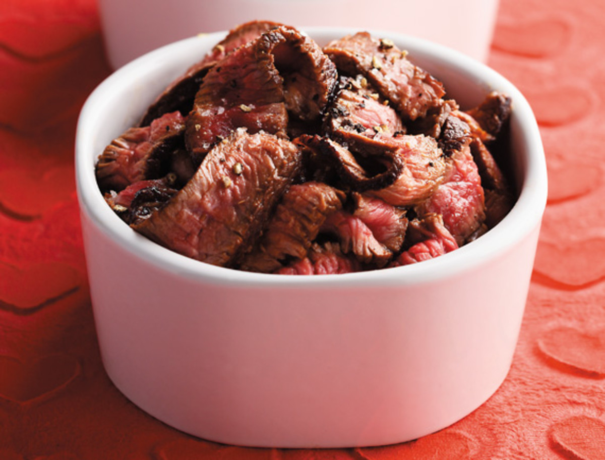 Sweet Balsamic Steak