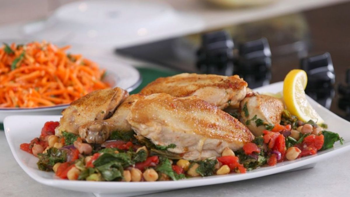 braised-chicken-with-chickpeas