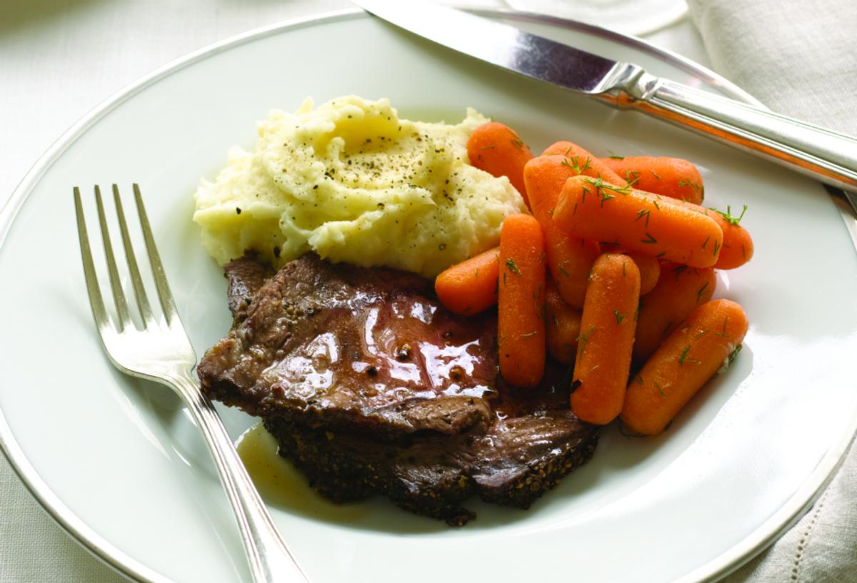 Shabbat Menus Minute Steak
