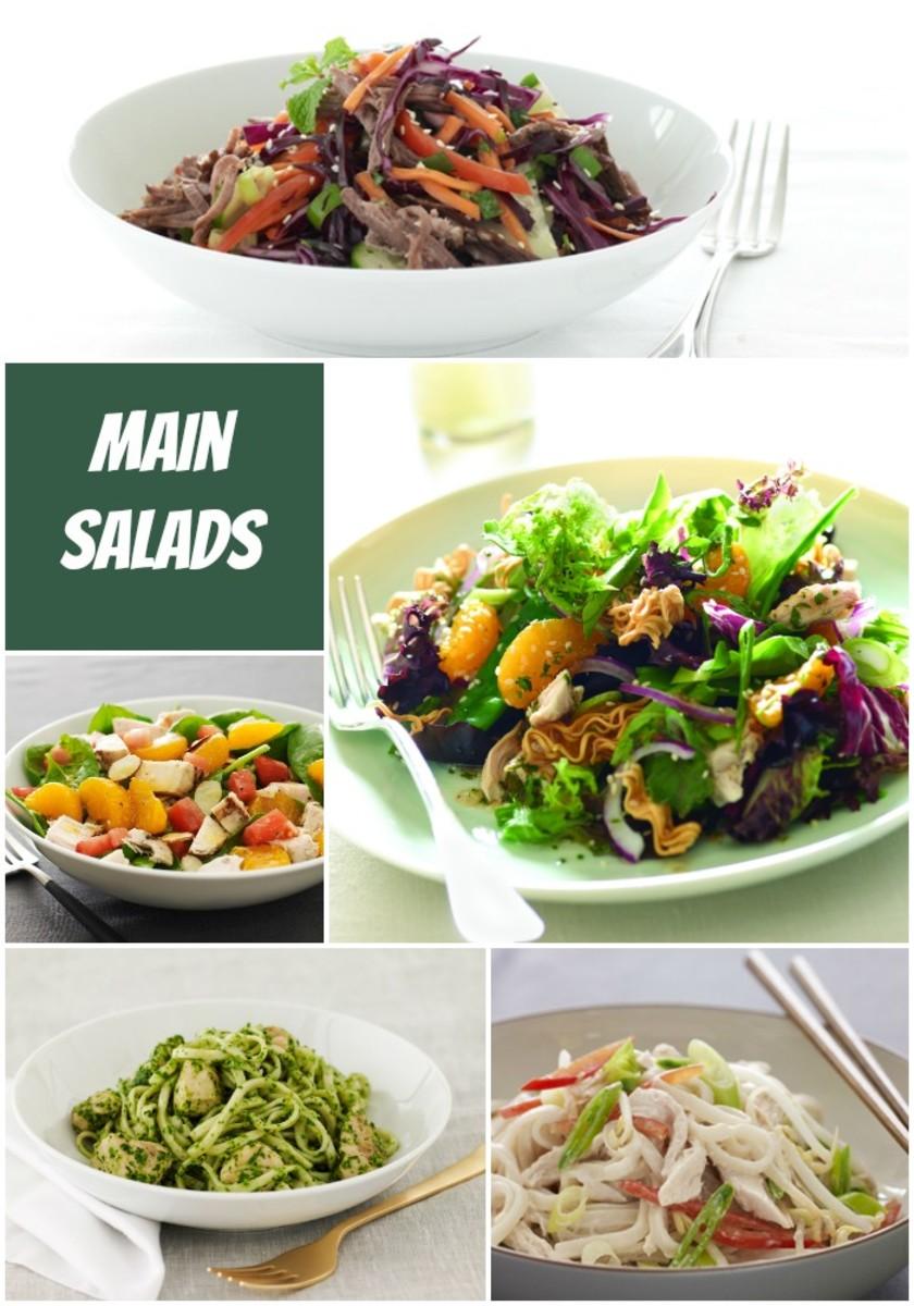 main salads