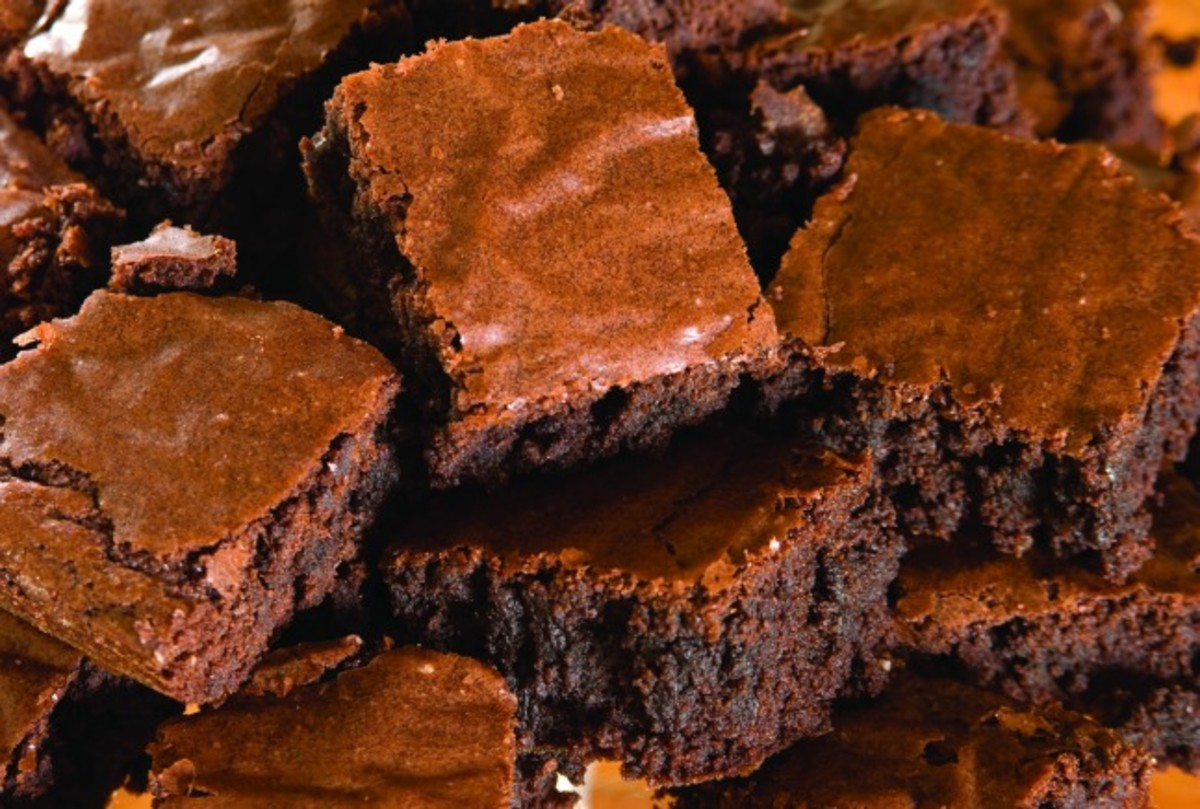 mex - brownies