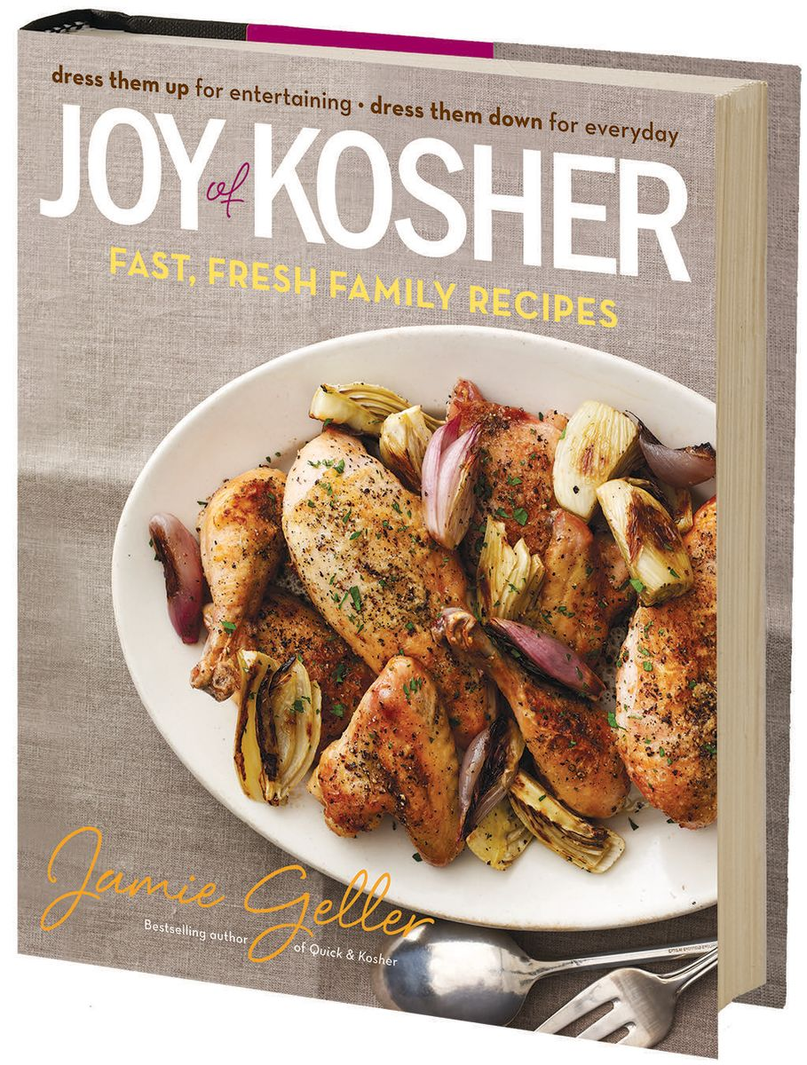 Joy of Kosher: Fast, Fresh Family Cookbook
