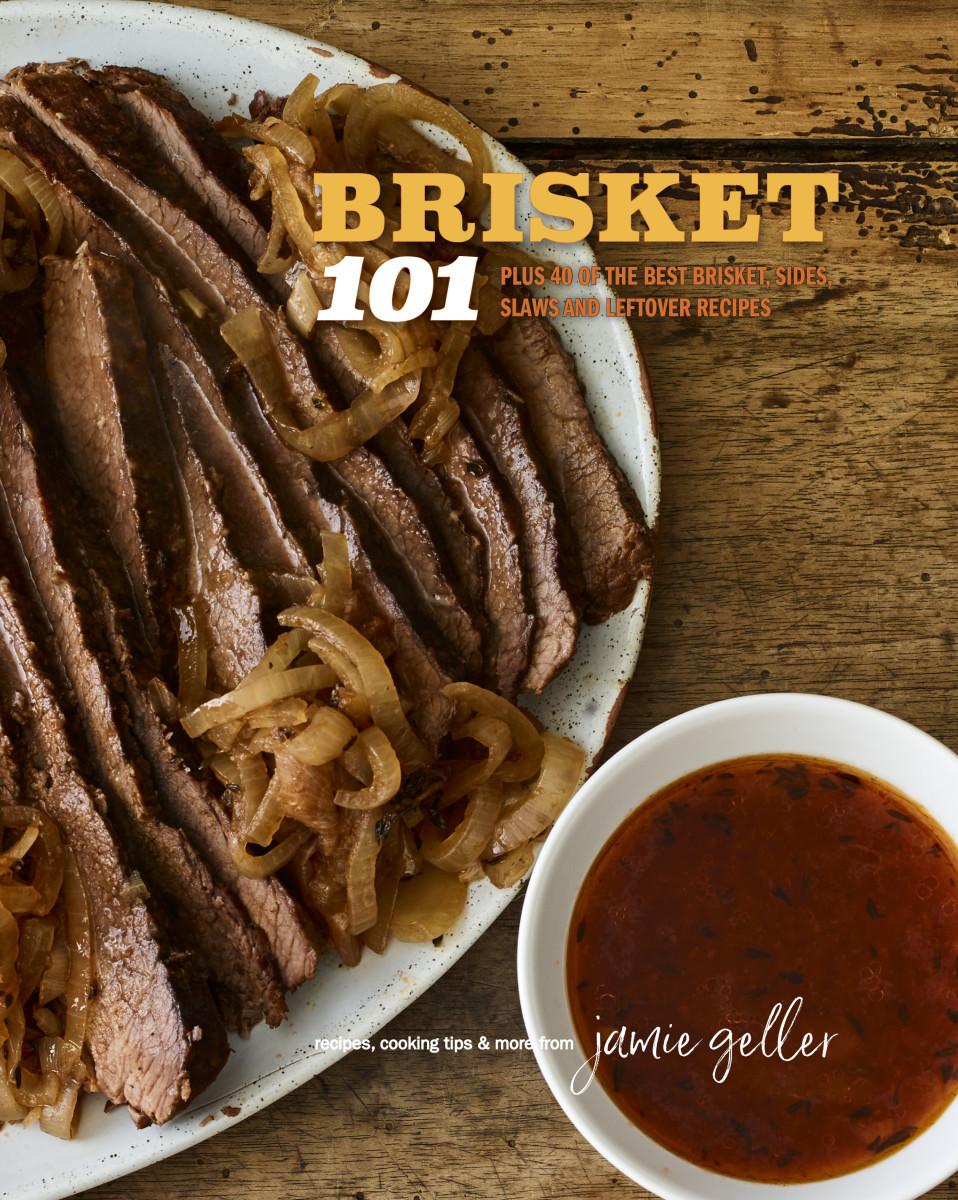 Jamie Geller brisket 101 cover