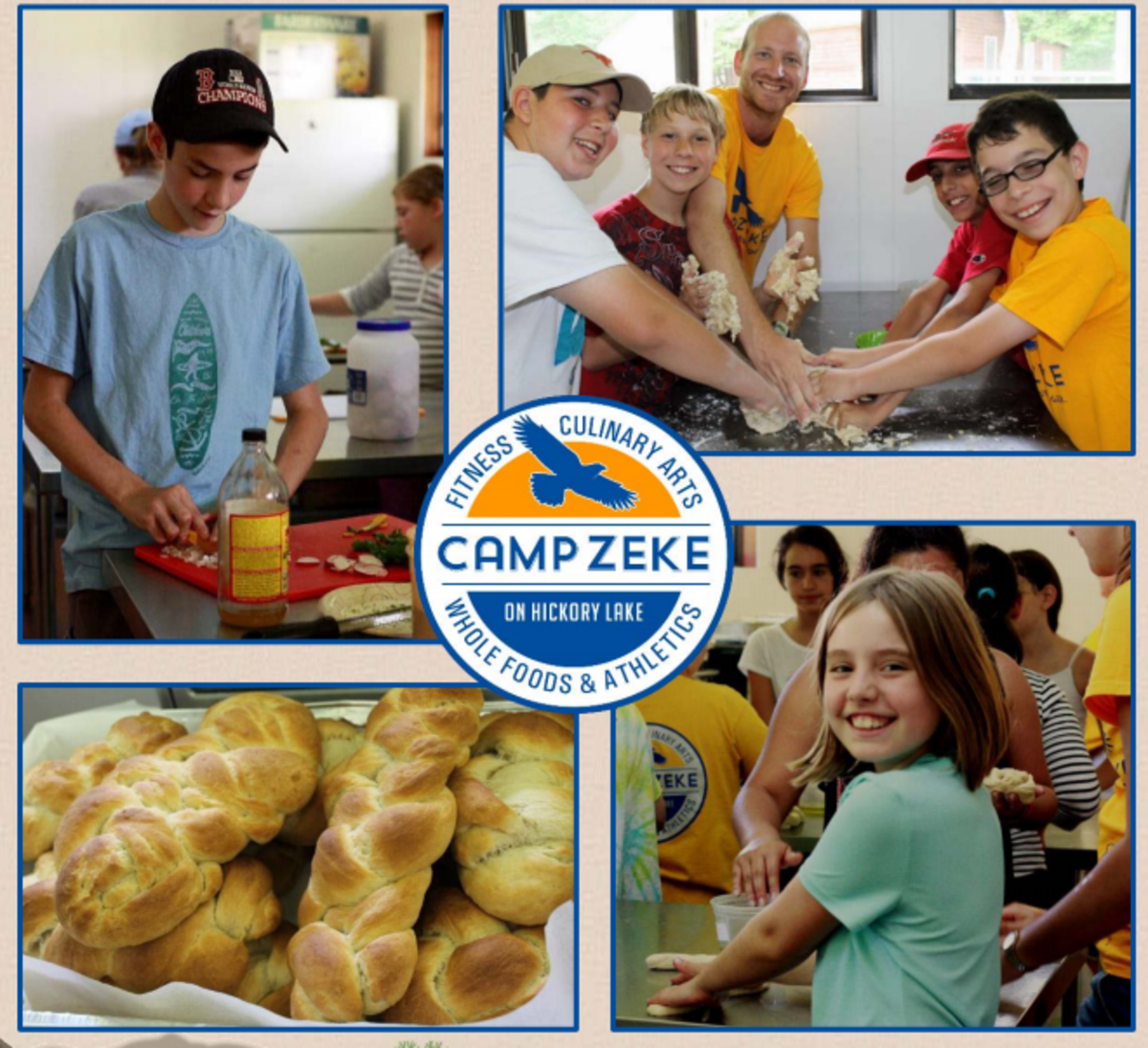 Looking for more kid-friendly, whole foods recipes? Camp Zeke is offering a FREE e-book. Click here to download.