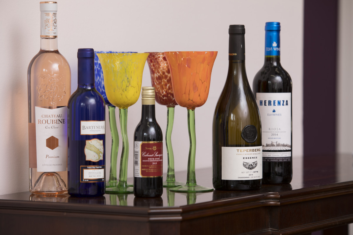 4 cups of wine for Passover
