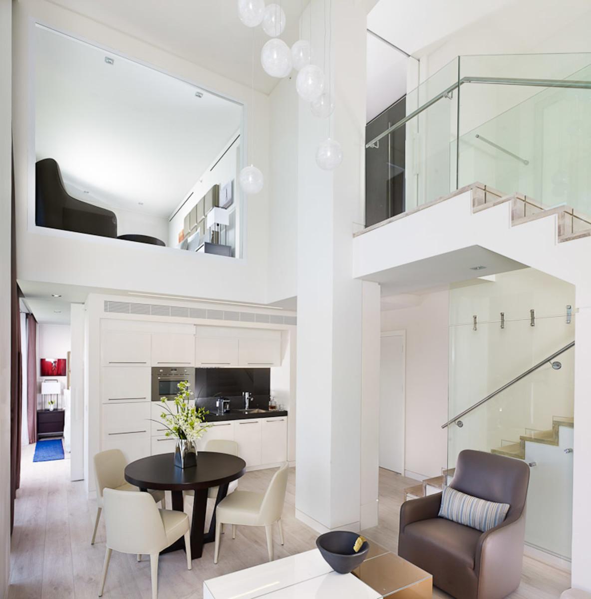 Ritz Carlton Herzliya penthouse