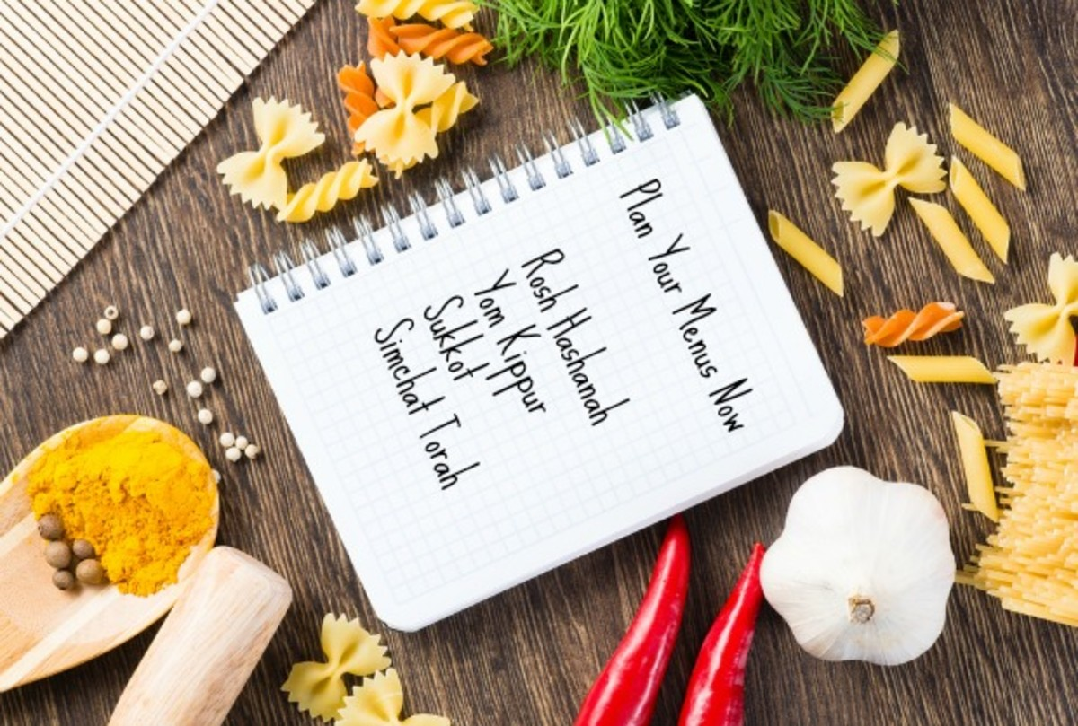 tip 1 plan your menus