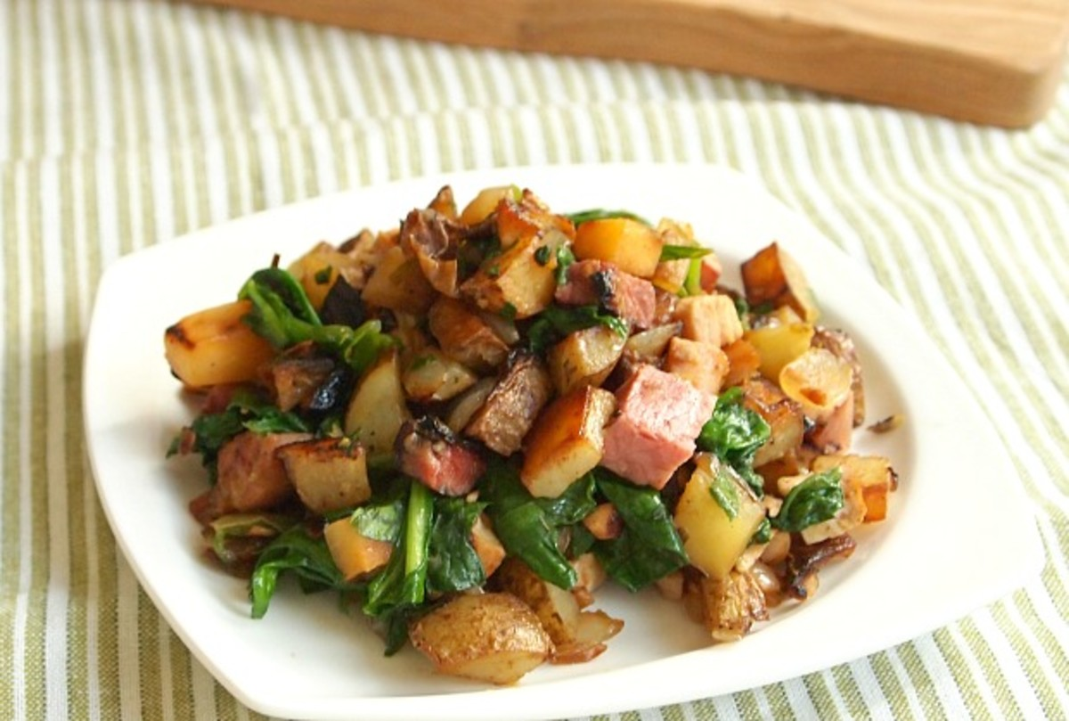 leftover-turkey-potato-hash