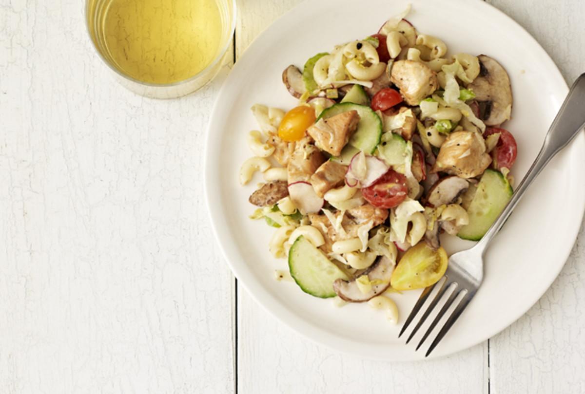 Loaded Turkey Salad