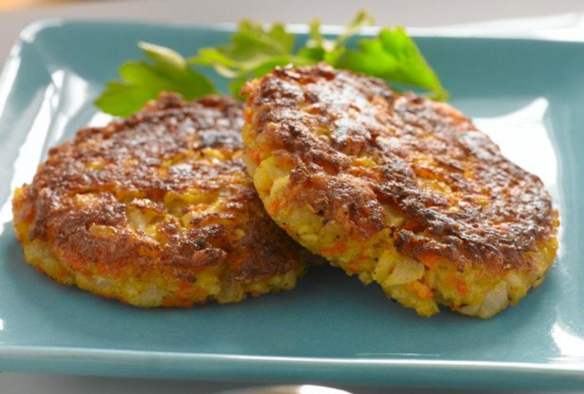 cauliflower carrot latke recipe