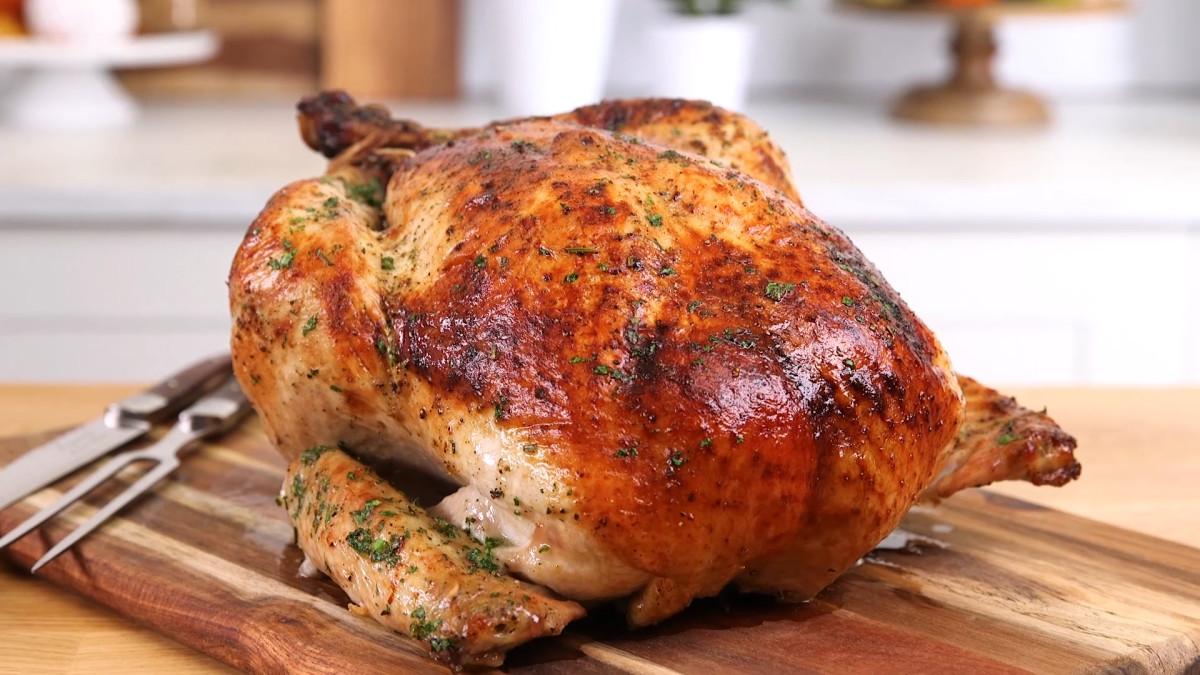 Ultimate Kosher Turkey