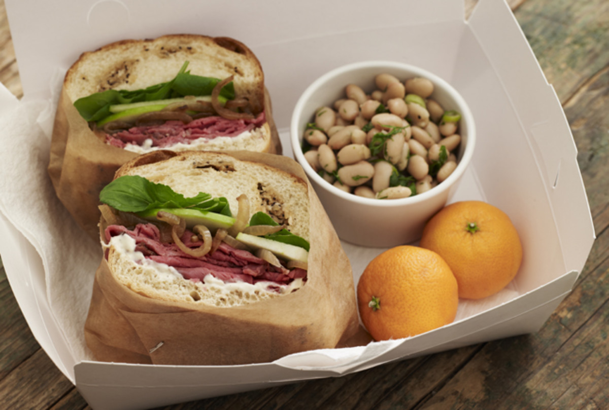roast-beef-sandwiches-with-white-bean-salad