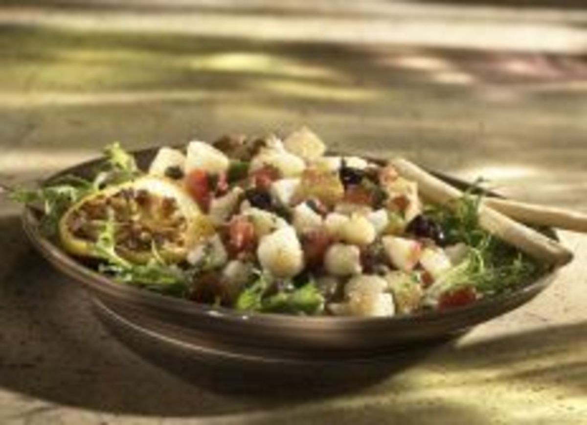 Tuscan Idaho® Potato Salad