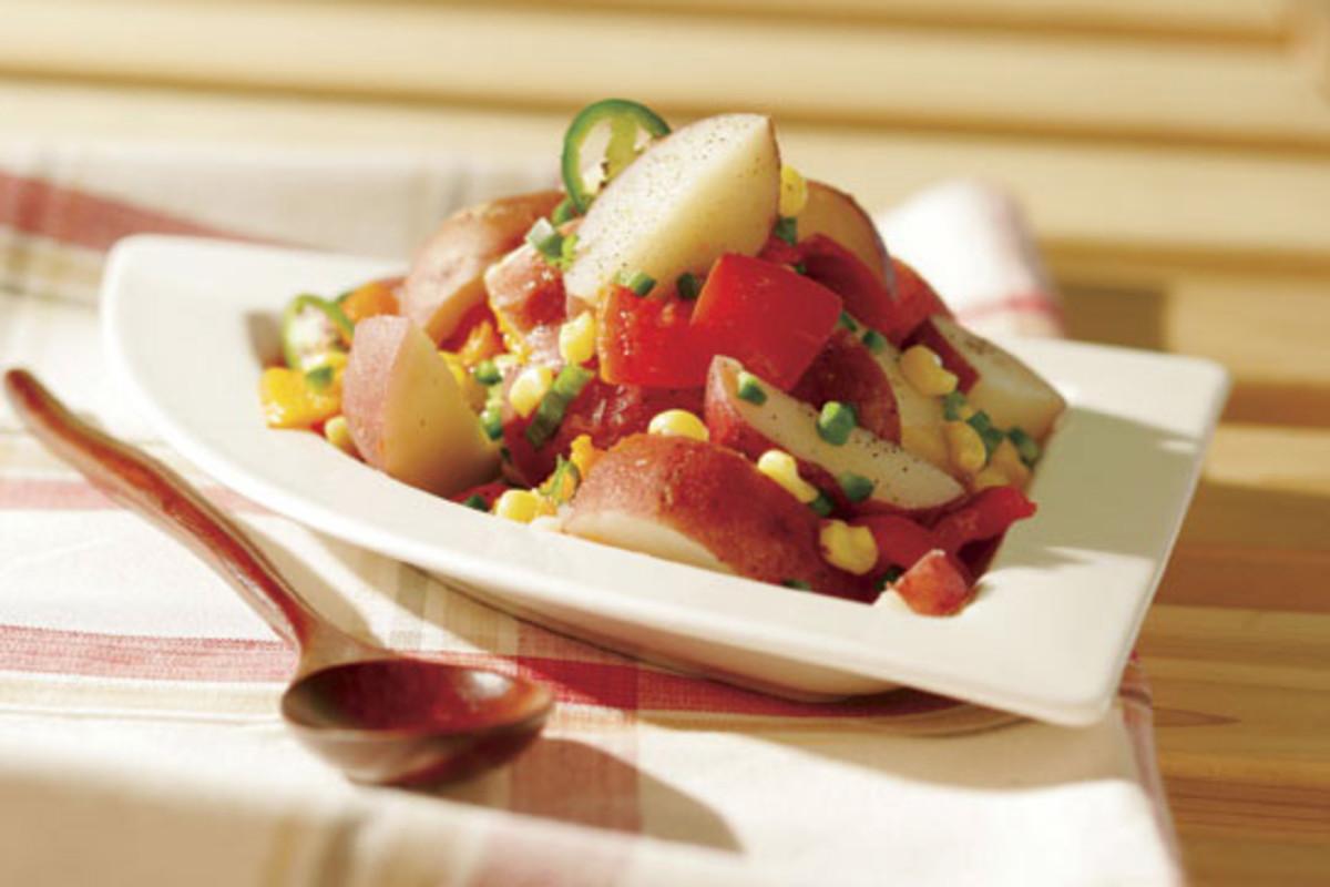 South Western Potato Salad