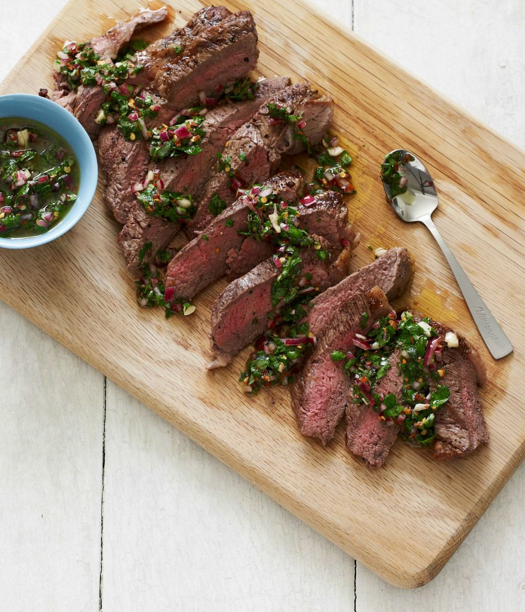 chimichurri image card