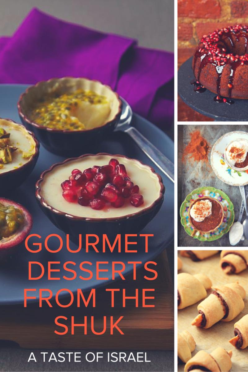 Israeli Dessert Pinterest