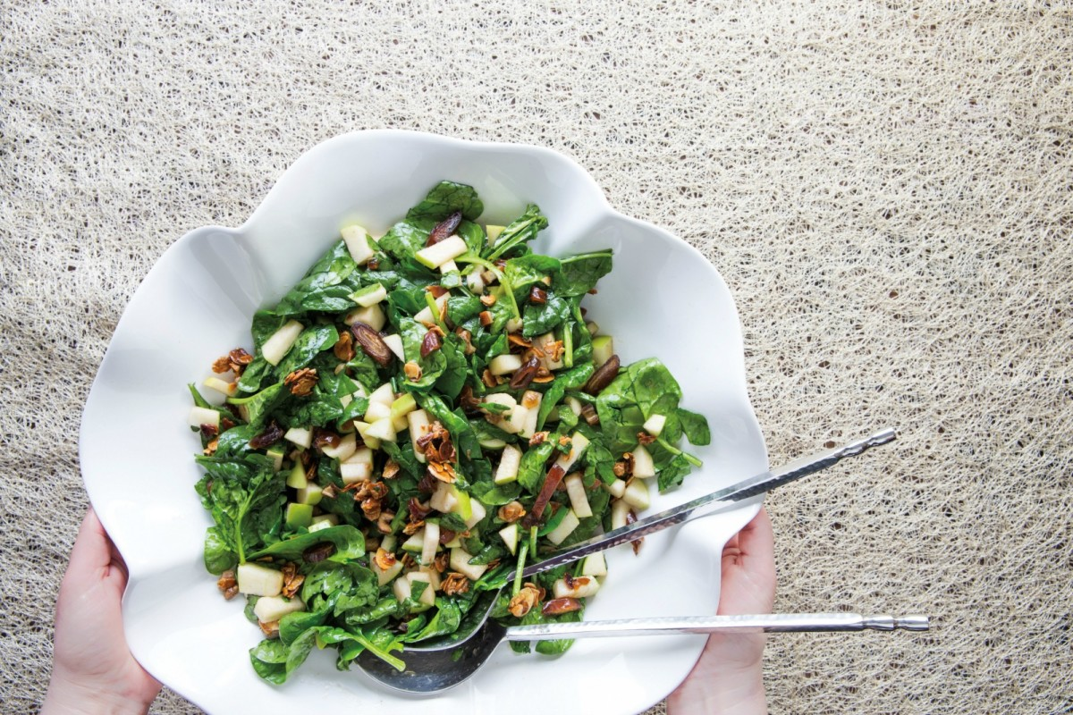 charoset salad