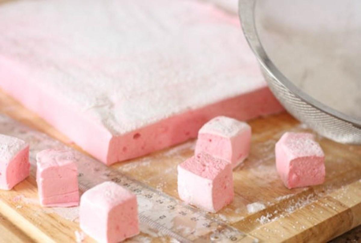 raspberry-lemonade-marshmallows