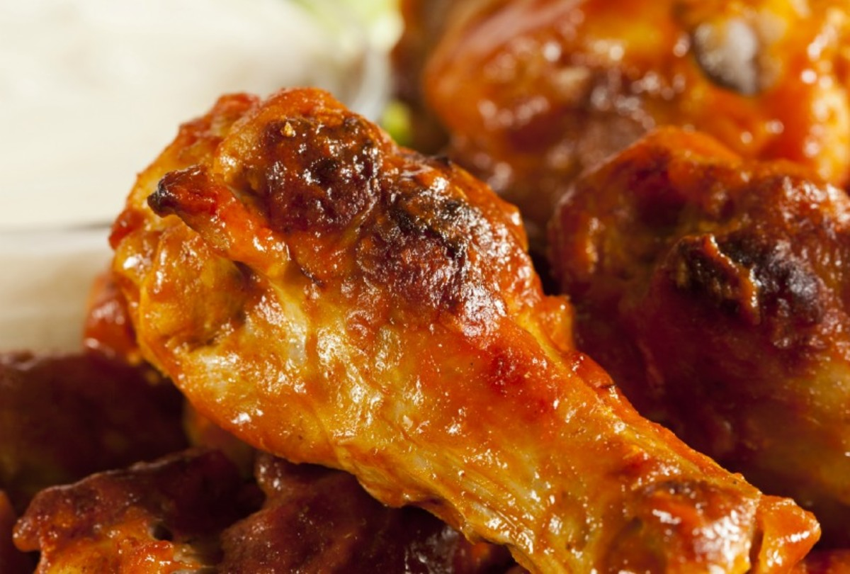 Hot and Spicy Wings