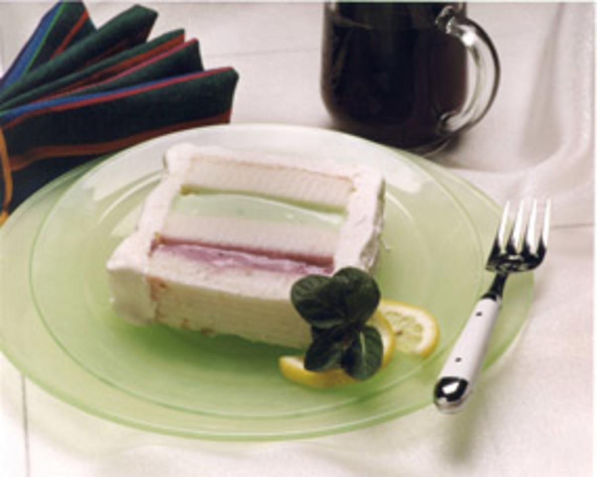 Angel Sherbet Cake