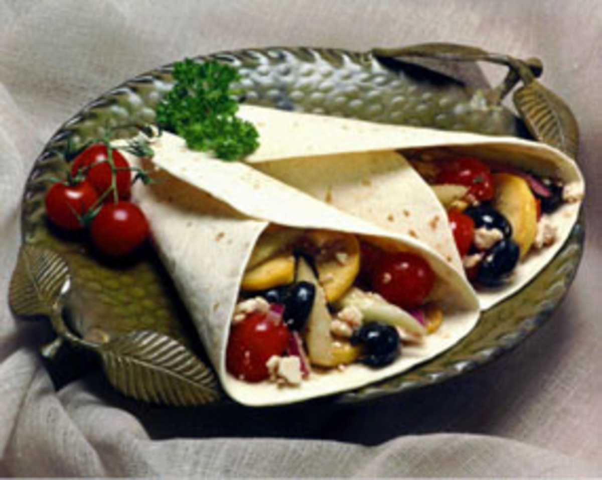 Greek Wrap
