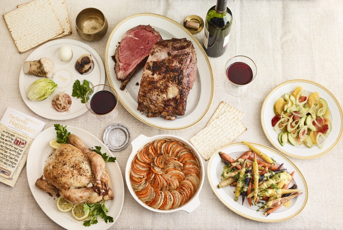 10 Sensational Seder Menus to Satisfy Everyone…We've Got You Covered