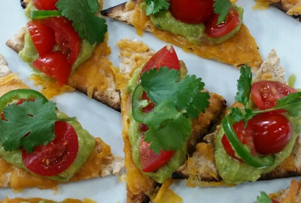 matzo nachos