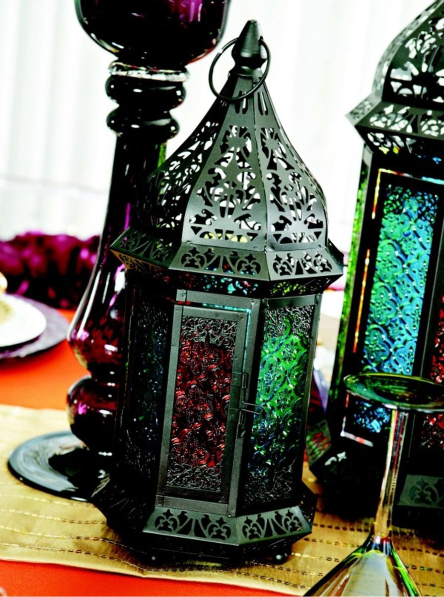 purim lanterns