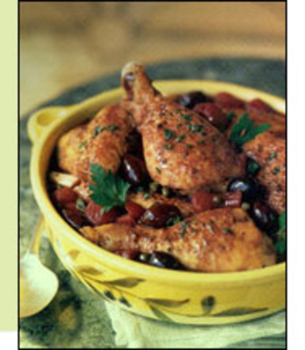 Chicken Savoy
