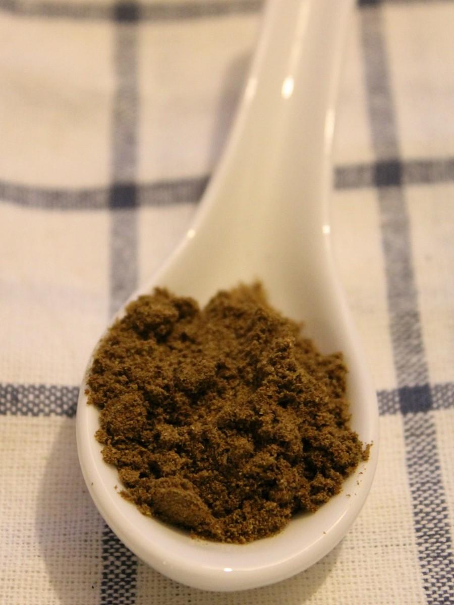 israeli spice mix blend