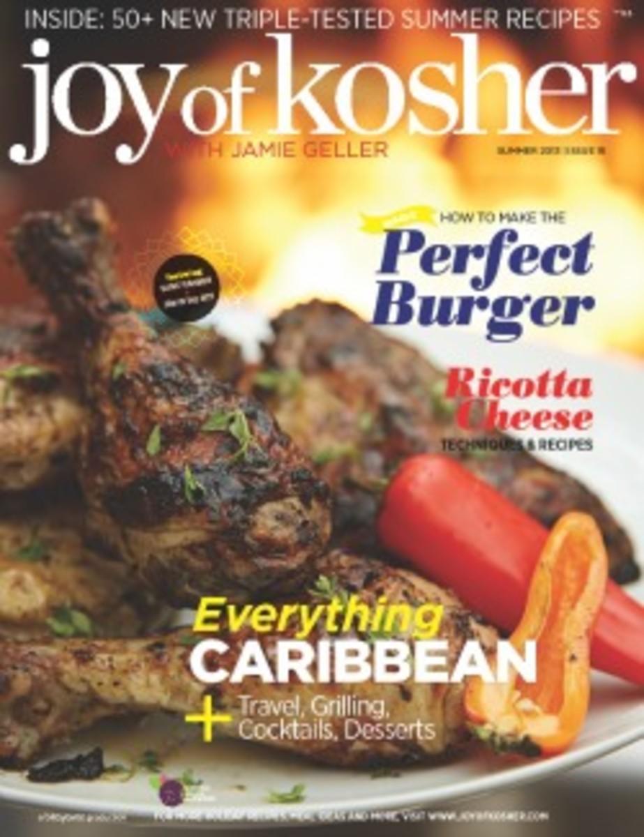 JOK Mag Summer 2013 Cover