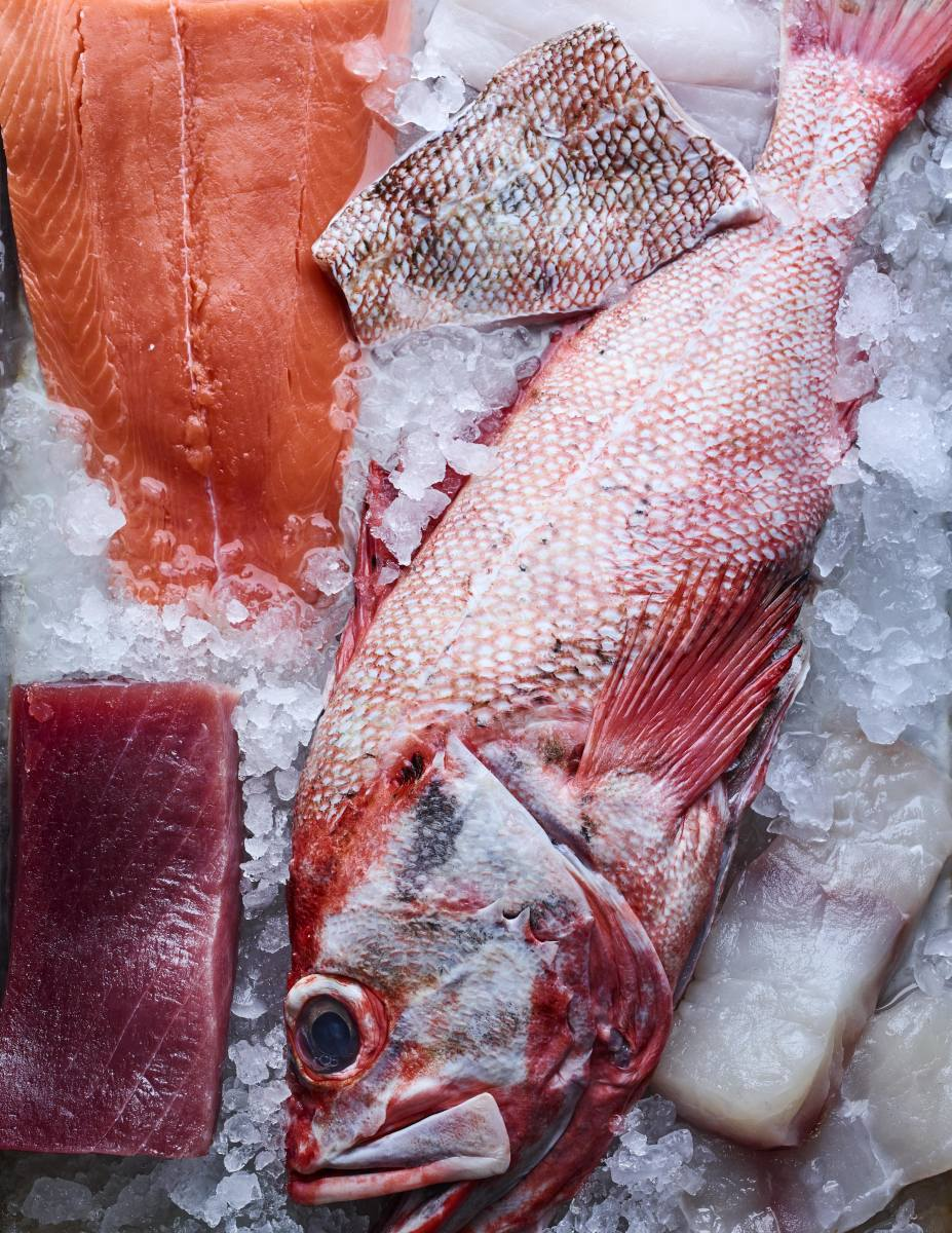 Choosing and cooking fish
