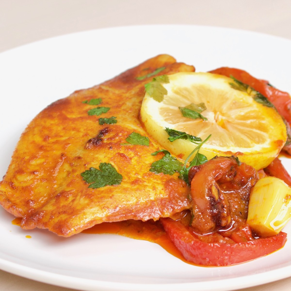 How to Cook Tilapia Fillets: Moroccan Accent Recipe 68