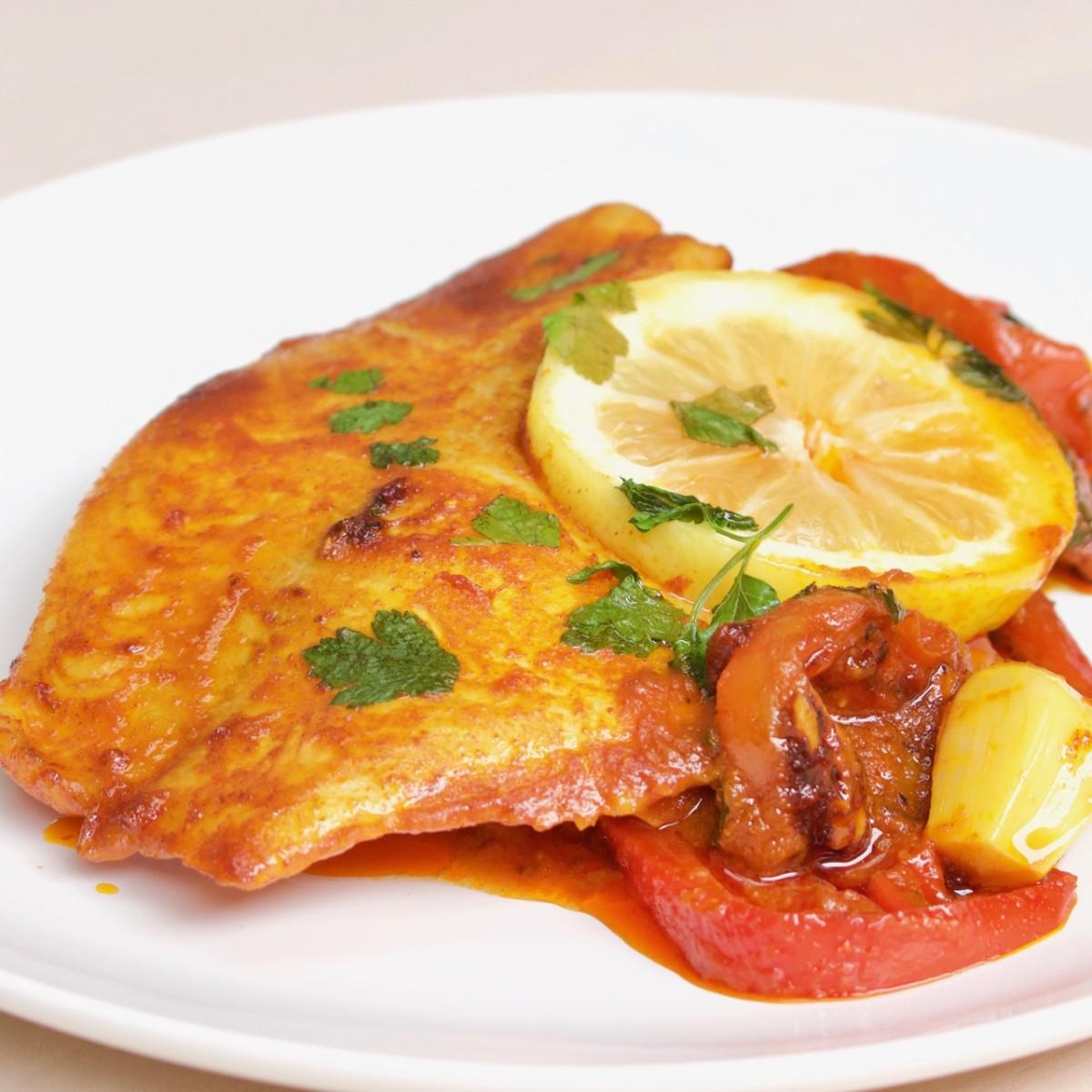 Moroccan-fish