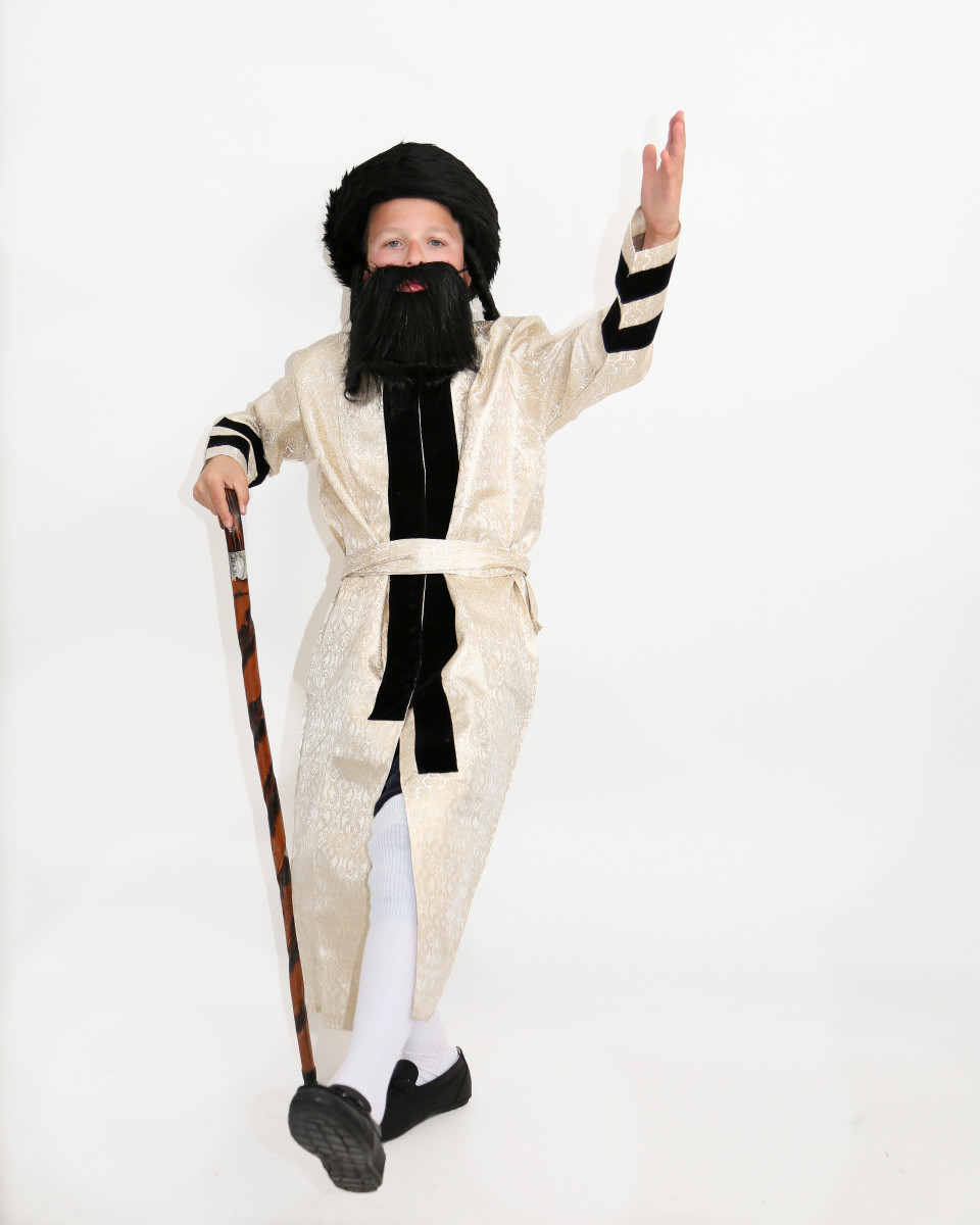 Yaakov Yosef Dressed as a Chassid