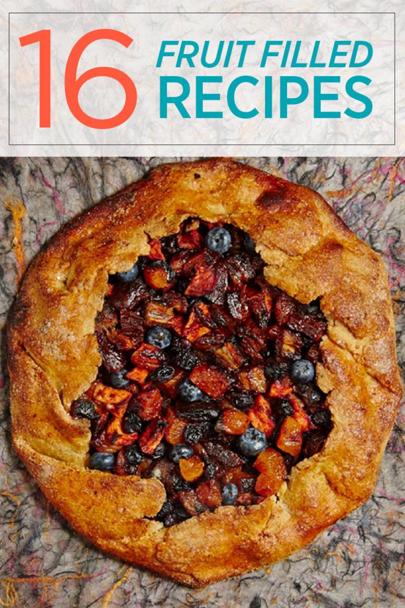 16 Fruit Filled Recipes