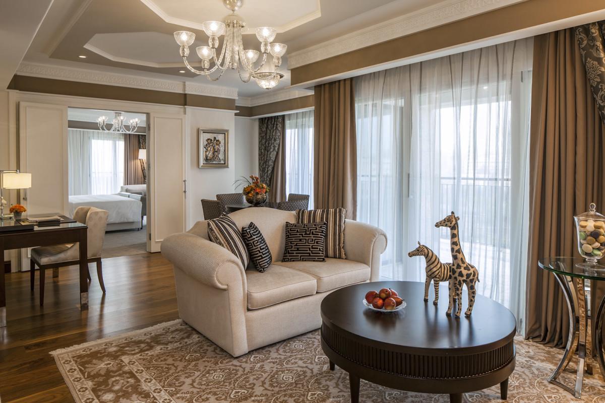 Waldorf suite