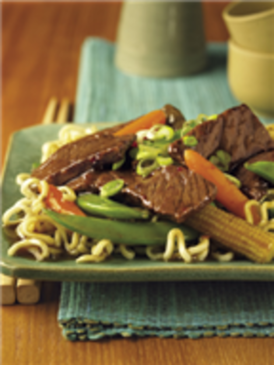 Easy Asian Stir-Fry